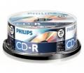 Philips CD-R80 25db-os hengeres dobozban