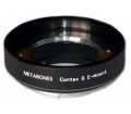 Metabones Contax G lencse - E-mount adapter
