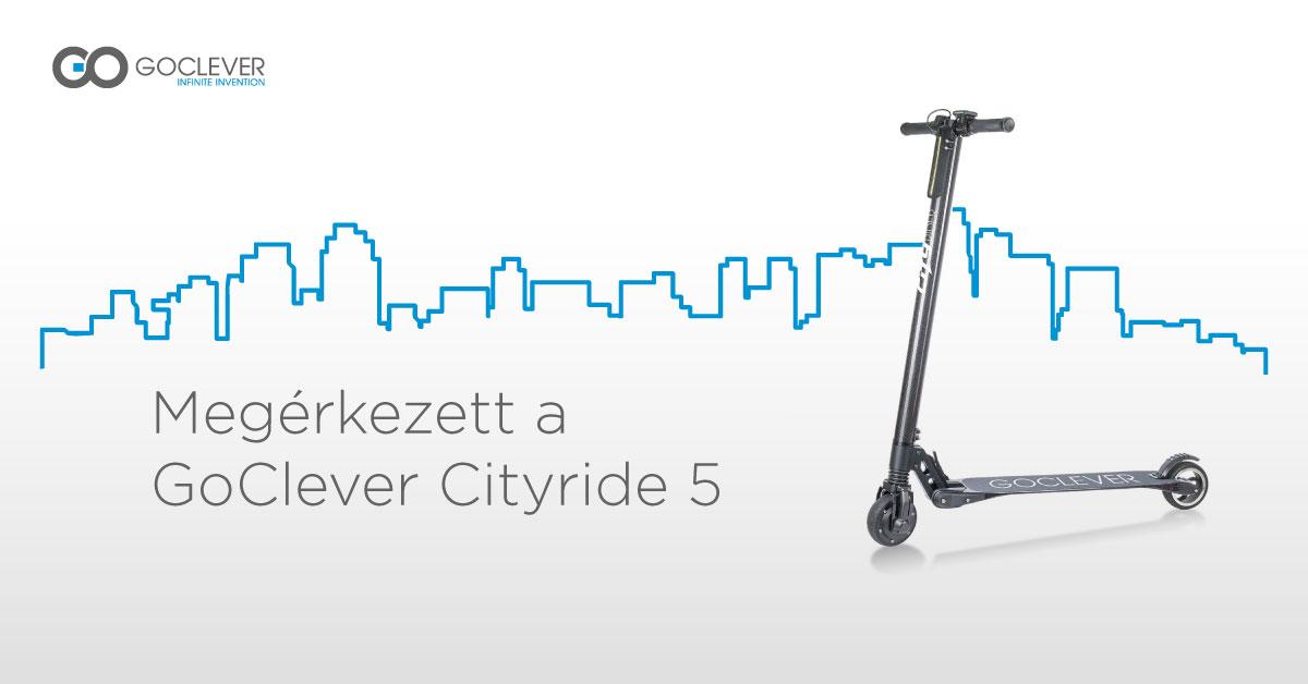 GoClever Cityrider 5
